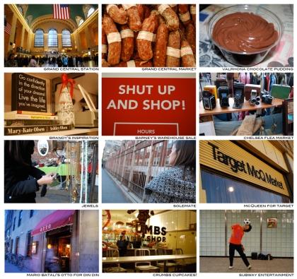 JULES & SARA VISITS NYC