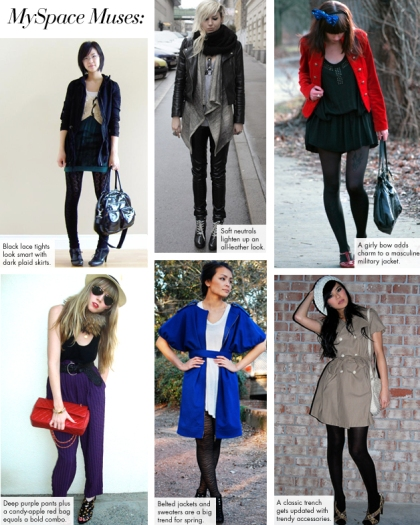 MYSPACE MUSES WHOWHATWEARDAILY.COM